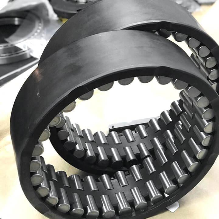 (Esfera, Rolo, Cônico, Duas-Carreiras) – Fabricação & Reforma